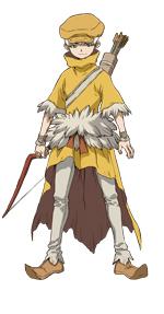 Ukyou Saionji Dr. Stone: Stone Wars