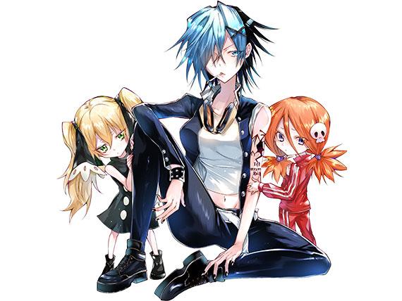 Manga Shaman King sẽ có phần phụ kể về Kanna, Matilda, Marion