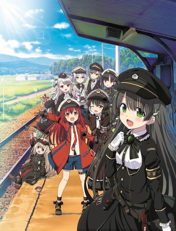 Anime Rail Romanesque sẽ có phần 2, bổ sung Rie Tanaka vào dàn diễn viên
