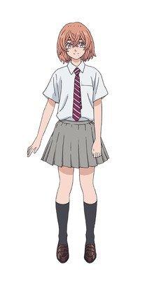 Azumi Waki trong vai Hinata Tachibana