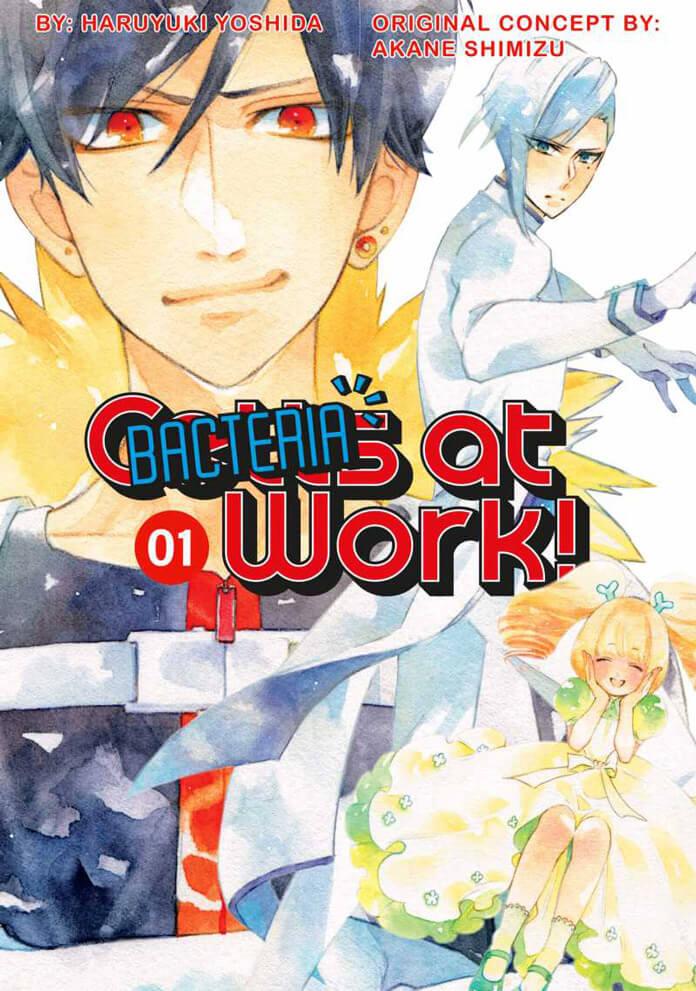 Manga Cells at Work: Bacteria sẽ có Chapter mới