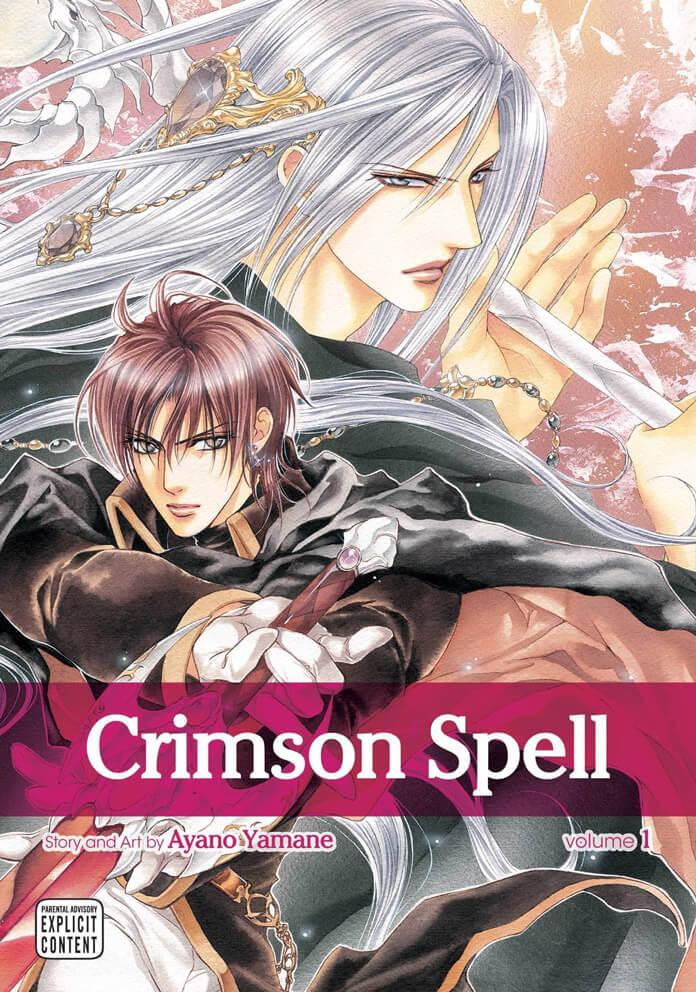 Manga Crimson Spell của Ayano Yamane sẽ kết thúc vào 22/01