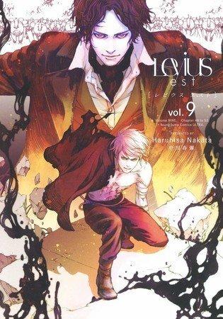 Manga Levius/est của Haruhisa Nakata sẽ kết thúc trong tập thứ 10