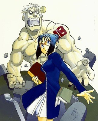 Manga Raiden-18 của Hiromu Arakawa sẽ có chapter mới sau 10 năm