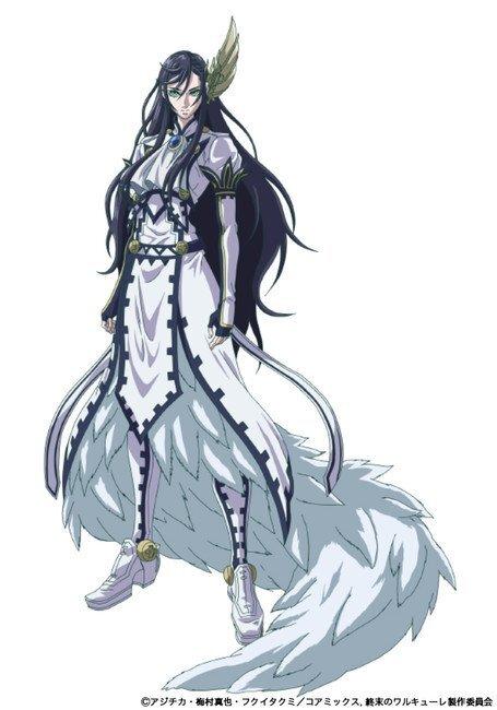 Miyuki Sawashiro trong vai Brunhild