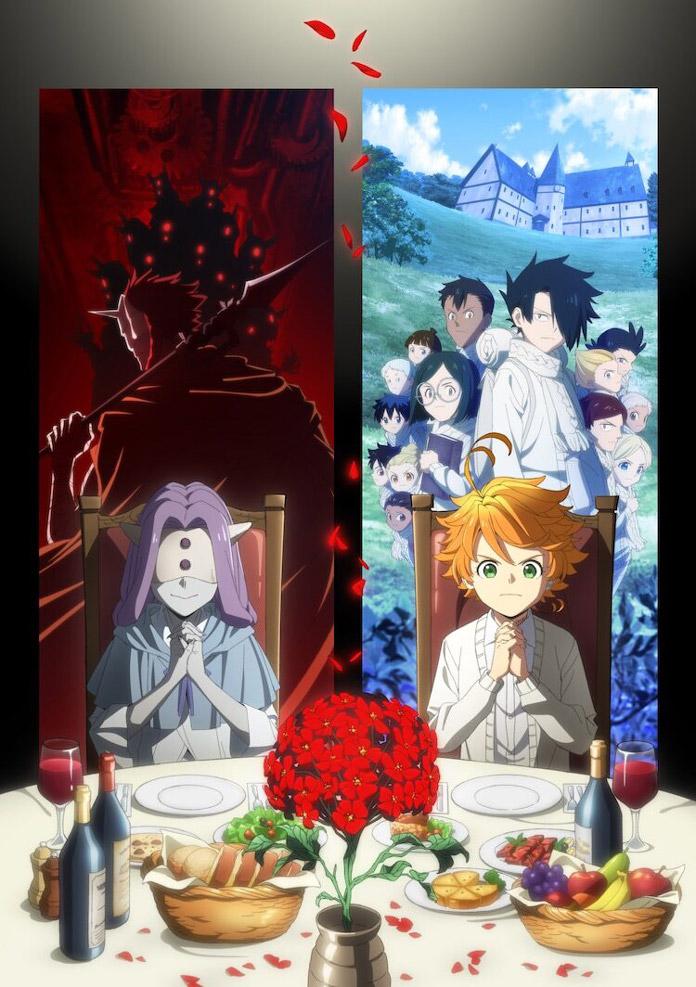 Tác giả Manga The Promised Neverland - Kaiu Shirai sẽ hợp tác thực hiện kịch bản Anime mùa 2
