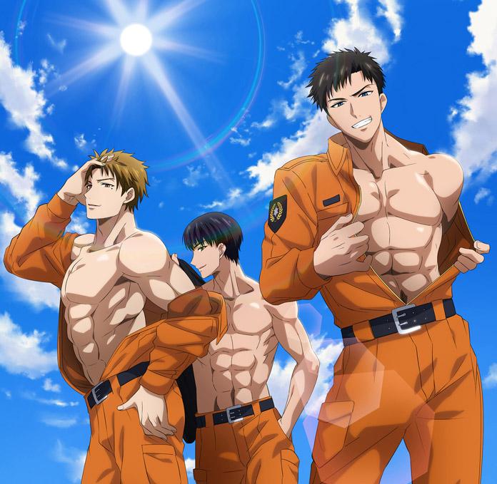 Anime Yubisaki kara no Honki no Netsujō sẽ có mùa 2