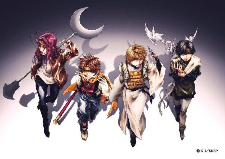 """Arc """"Even a Worm"""" của Manga Saiyuki sẽ được chuyển thể thành Anime bởi Liden Films"""