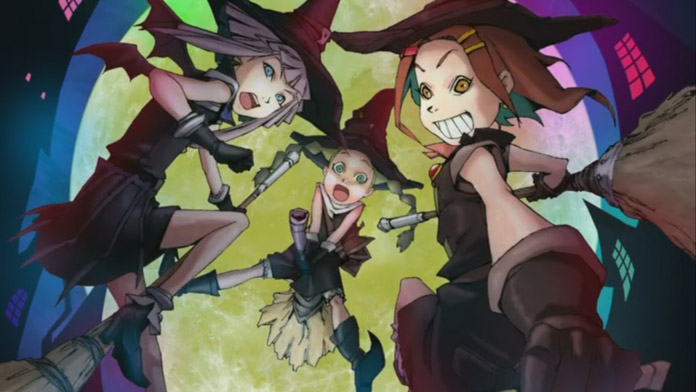 Mahou Shoujo-tai Arusu (Tweeny Witches)