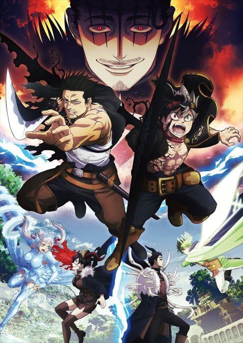 """Anime Black Clover sẽ kết thúc vào ngày 30 tháng 3 với """"thông báo quan trọng"""""""