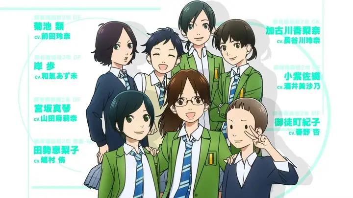 Anime Farewell My Dear Cramer công bố ngày ra mắt 04/04 trong video giới thiệu nhân vật