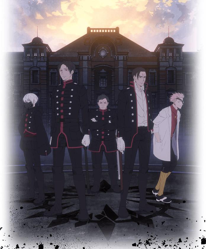 Anime Mars Red tiết lộ ra mắt ngày 5 tháng 4 trong Video quảng cáo thứ 2