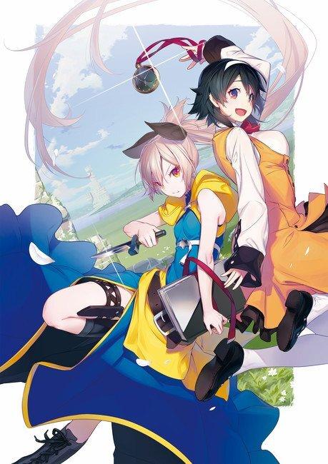 Light Novel The Executioner and Her Way of Life sẽ được chuyển thể thành Anime