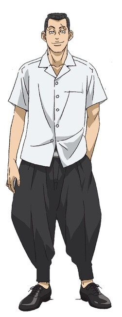 "Ngoài ra, Satoshi Hino sẽ đóng vai Masataka ""Kiyomasa"" Kiyomizu."