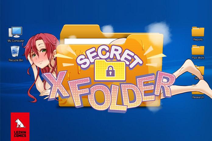 Secret X Folder