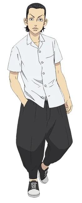 Shunsuke Takeuchi trong vai Makoto Suzuki