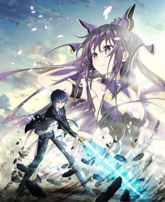 Anime Date A Live IV sẽ ra mắt vào tháng 10 với Studio và đội ngủ nhân viên mới