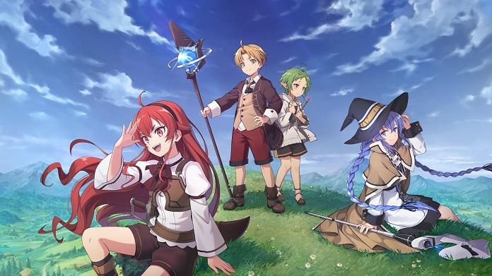 Anime Mushoku Tensei: Jobless Reincarnation cho xem trước Arc mới trong video quảng cáo thứ 4