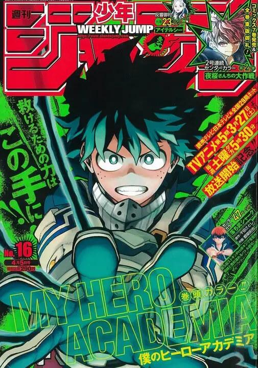 """Manga My Hero Academia bước vào """"Màn cuối cùng"""" với chương 306 trong tuần này"""