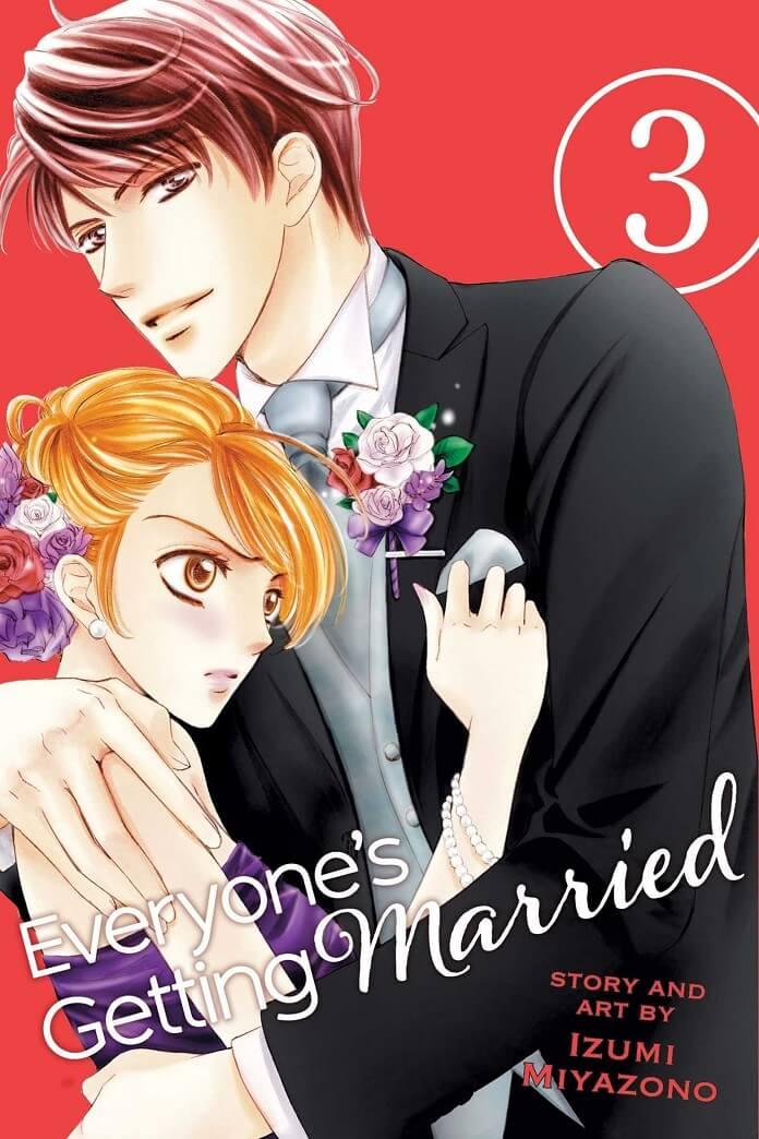 Totsuzen desu ga, Ashita Kekkon Shimasu (Everyone's Getting Married)