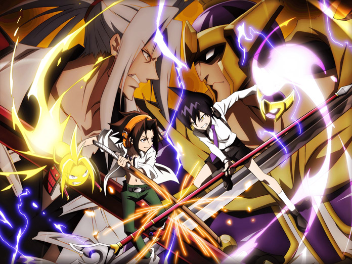 Anime Shaman King mới được liệt kê với 52 tập