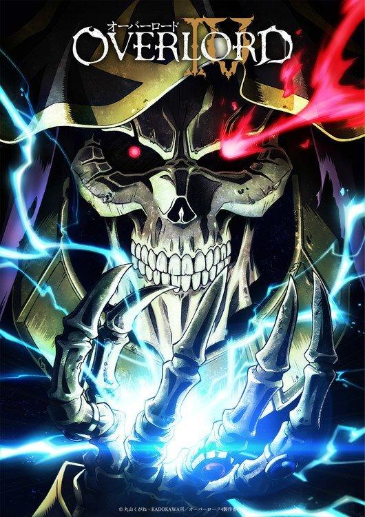 Anime truyền hình Overlord sẽ có Mùa 4 và dự án Movie mới