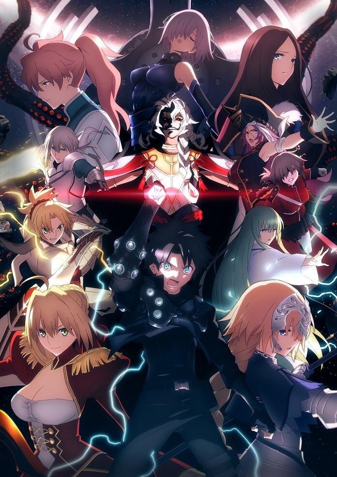 Movie Fate/Grand Order Final Singularity - Grand Temple of Time: Solomon tung tiết lộ ra mắt 30/07 cùng dàn diễn viên và nhân sự