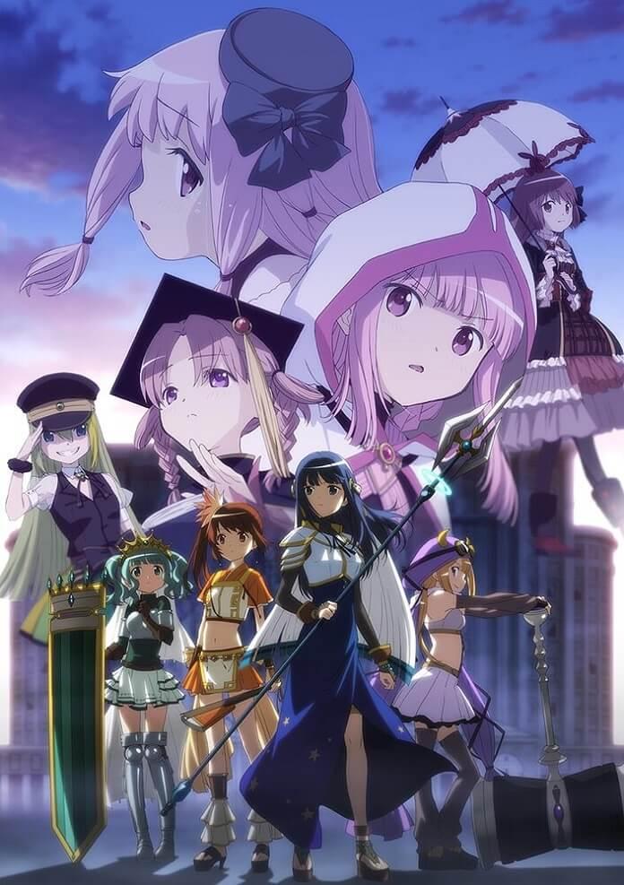 Anime Magia Record: Puella Magi Madoka Magica Side Story Mùa 2 sẽ ra mắt vào Mùa Hè này