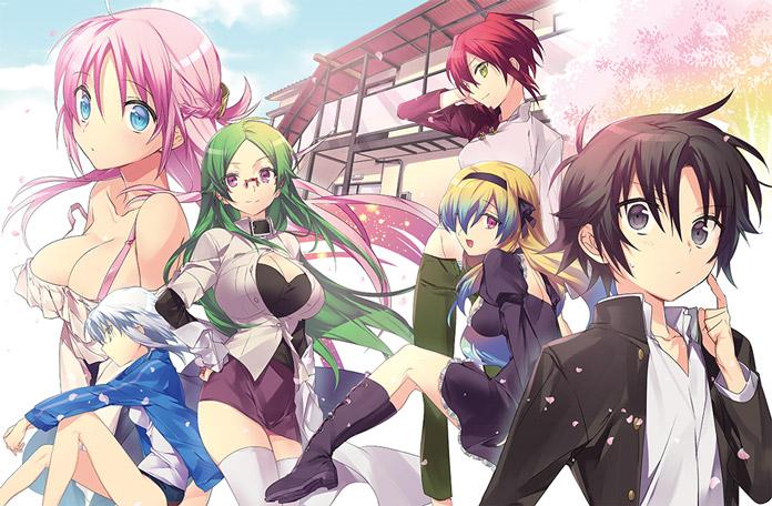 Anime Megami-ryō no Ryōbo-kun sẽ ra mắt vào 14/07 với cả phiên bản chỉnh sữa và chưa chỉnh sửa