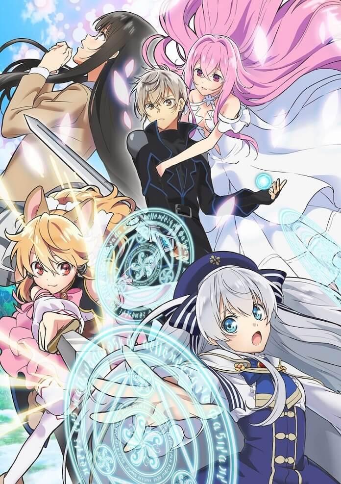 Anime Seirei Gensouki - Spirit Chronicles tiết lộ ra mắt vào 05/07