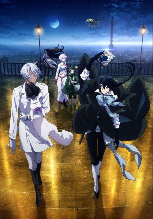 Anime Vanitas no Carte sẽ ra mắt vào 02/07
