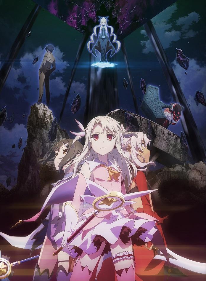 Anime Fate/kaleid liner Prisma Illya sẽ có phần tiếp theo