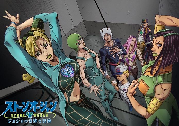Anime JoJo's Bizarre Adventure Part 6: Stone Ocean sẽ ra mắt vào tháng 12 trên Netflix, tiết lộ video quảng cáo, dàn diễn viên, nhận sự