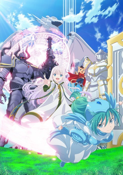 Anime Kenja no Deshi wo Nanoru Kenja tung Teaser tiết lộ ra mắt vào 01/2022