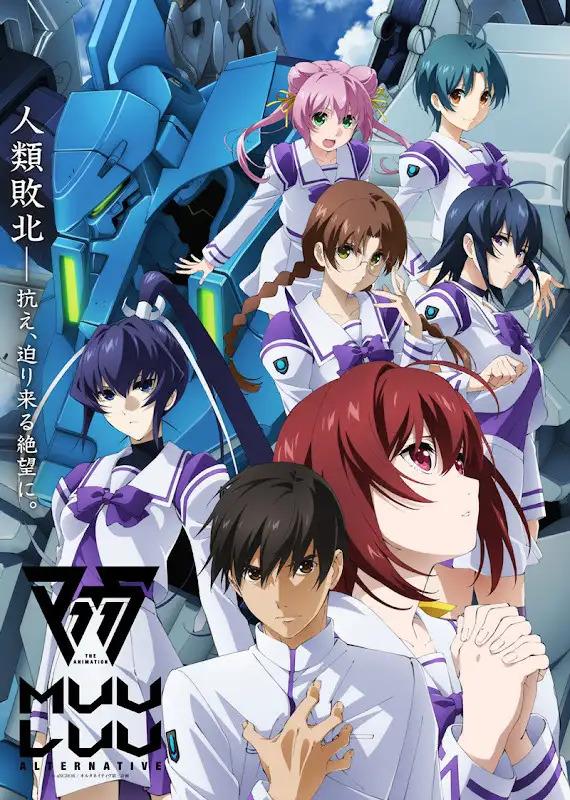 Anime Muv-Luv Alternative tiết lộ ra mắt 06/10, dàn diễn viên và video quảng cáo mới