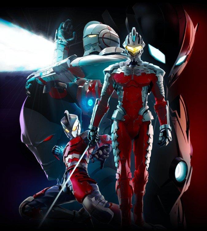 Anime Ultraman Mùa 2 sẽ ra mắt trên Netflix vào mùa xuân tới!