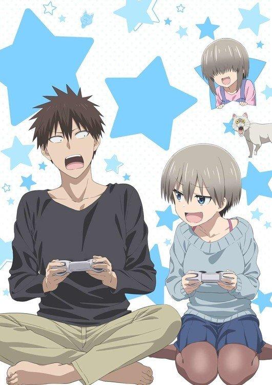 Anime Uzaki-chan wa Asobitai! Mùa 2 sẽ phát sóng vào 2022
