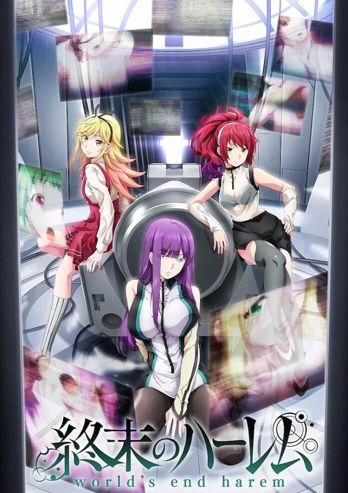 Anime World's End Harem sẽ ra mắt vào tháng 10, tiết lộ bài hát chủ đề, nhận viên