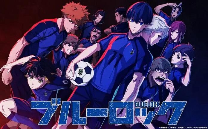 Manga bóng đá Blue Lock sẽ được chuyển thể thành Anime bởi 8-bit vào năm 2022