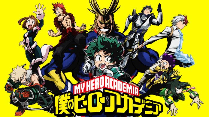 Anime My Hero Academia sẽ có Mùa 6