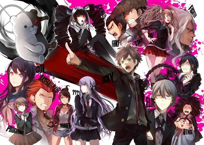 Top 5 Anime Battle Royale - Trò Chơi Sinh Tồn hay nhất