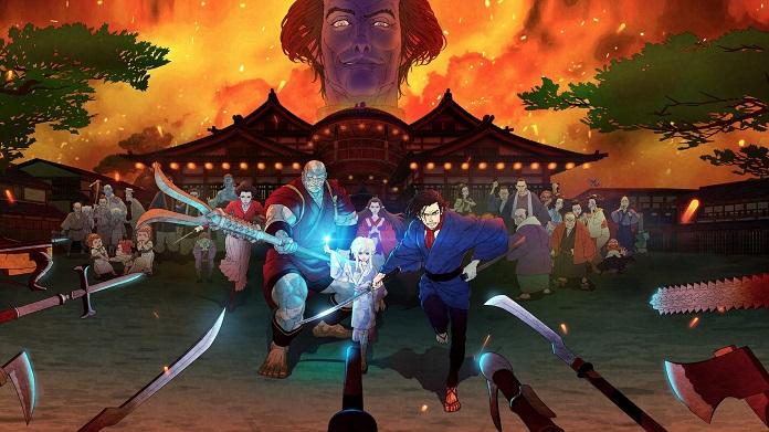 Film Anime Bright: Samurai Soul của Netflix sẽ ra mắt 12/10