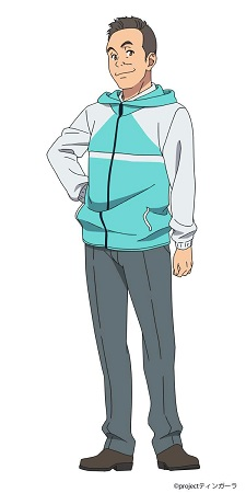 Shuuhei Sakaguchi trong vai Bondo Garandо̄, người quản lý chăm sóc điềm tĩnh