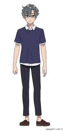 Yusuke Nagano trong vai Eiji Higa, người đã nhận được một công việc tại thủy cung với tư cách là một người chăm sóc mới sau khi học xong cao học