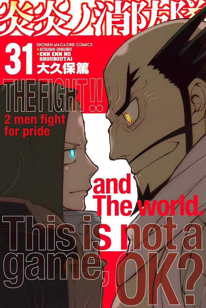 Manga Enen no Shouboutai bước vào Arc cuối